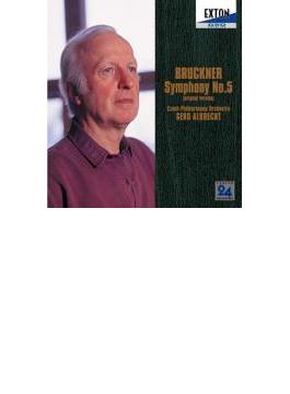 ブルックナー:交響曲第5番 ゲルト・アルブレヒト&チェコ・フィル