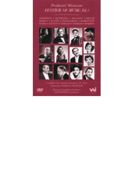 The Festival Of Music Vol.1 Stern, Rubinstein, Bjorling, Piatigorsky, Etc