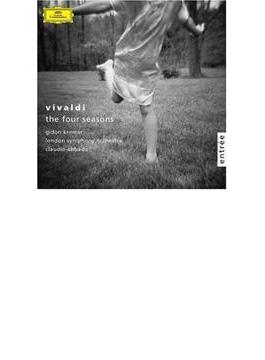 ヴィヴァルディ:四季(クレーメル、ロンドン響)、ハイドン:トランペット協奏曲(ハーセス、シカゴ響)、協奏交響曲(ヨーロッパ室内管) アバド