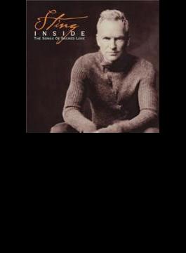 Inside - The Songs Of Sacred Love (Jewel Cd Case)