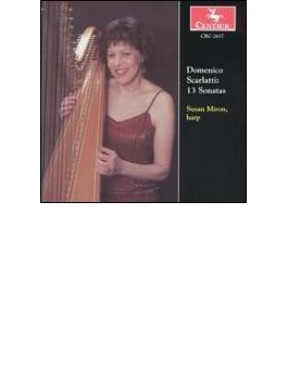 (Harp)keyboard Sonatas Vol.1: Miron