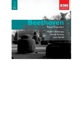 Piano Trio.1-3, Etc: Ashkenazy, Perlman, Harrell