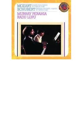 Piano Sonata For 2 Pianos, Etc / Fantasy: Perahia, Lupu