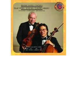 Double Concerto: Stern, Ma, Abbado / Cso +piano Quartet.3, Etc: Ax, Laredo