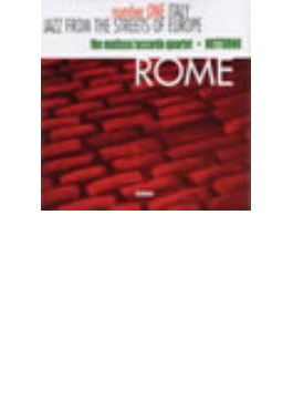 Rome - Jazz Frome The Streetsof Europe