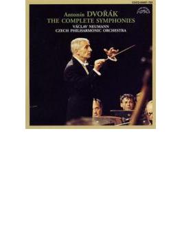 交響曲全集(1971~73)、交響的変奏曲、スケルツォ・カプリチオーソ、ノットゥルノ ノイマン&チェコ・フィル(7CD)
