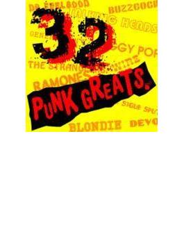 32 Punk Greats