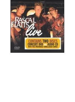 Live (Dvd + Cd)