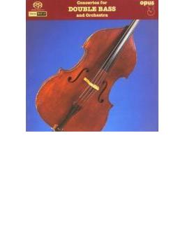 Contrabass Concerto: Fredin(Cb)vedin / Oskarshamn.ens +larsson, Etc (Hyb)