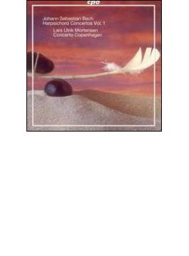 <チェンバロと弦楽のための協奏曲集1> モーテンセン/コンチェルト・コペンハーゲン