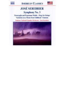 交響曲第3番(神秘的交響曲)/ファンタジア/他 セレブリエール/トゥールーズ国立室内管弦楽団