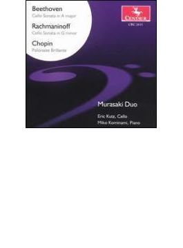 Cello Sonata.3 / .: Murasaki Duo+chopin: Cellosonata