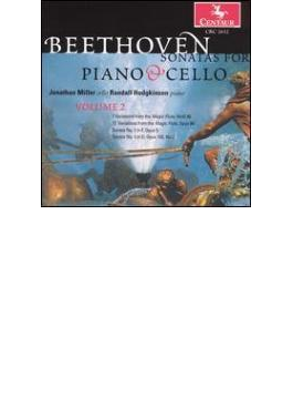 Cello Sonata.1, 5, Variations: Miller(Vc)hodgkinson(P)