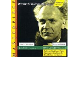 Piano Concerto.2: Backhaus, Bohm / Sachsische Staatskapelle +schumann