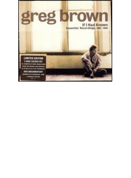 If I Had Known - Essential Recordings 1980-1996 (Cd + Dvd)