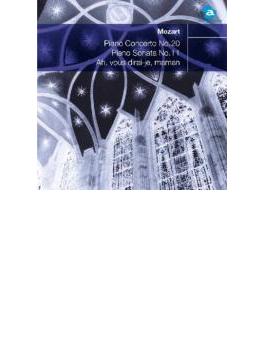 Piano Concerto.20: Jando, A.ligeti +piano Sonata.8, Etc (Cccd)
