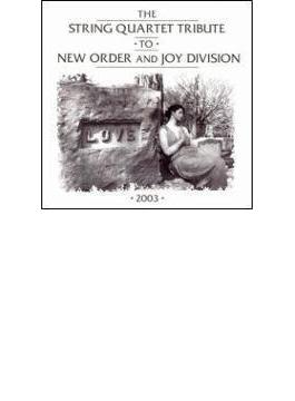 String Quartet Tribute To Neworder & Joy Division
