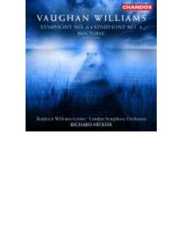 交響曲第6番&第8番、夜想曲(世界初録音) ヒコックス指揮ロンドン交響楽団