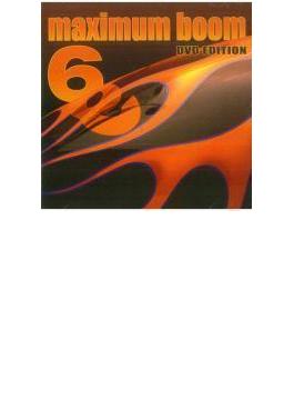 Maximum Boom Vol.6 (Cd + Dvd)