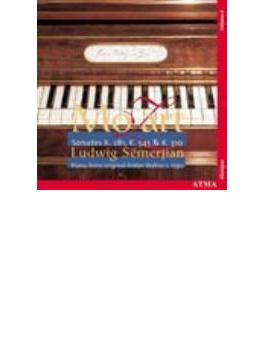 Piano Sonata.3, 8, 15: Semerjian(Fp)
