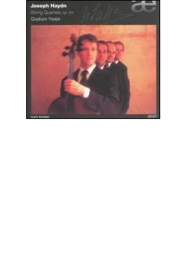 String Quartet, 57, 58, 59, (Op.54): Ysaye Q