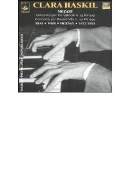 Piano Concerto.13, 19: Haskil(P)fricsay / Rias.so, Wdr.so (1953, 1952)