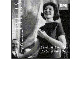 Maria Callas Live In London 1961 & 1962