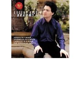 Piano Sonata, 3, Hungarian Dances, 1-3, 6, 7, Etc: Kissin