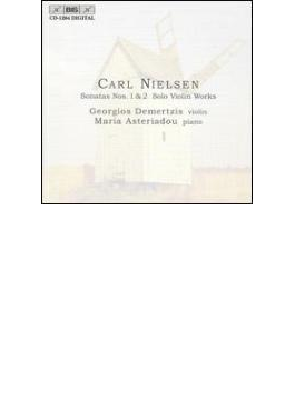 Works For Violin & Piano: Demertzis(Vn)asteriadou(P)
