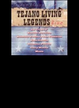 Tejano Living Legends Live