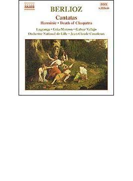 カンタータ集 ジャン=クロード・カザドシュ指揮リール国立管弦楽団、レジョナル・ノール、パ・ド・カレー合唱