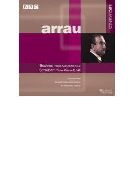 ピアノ協奏曲第2番変ロ長調 アラウ(P)ギブソン(指)スコッティシュ・ナショナル管(1963)