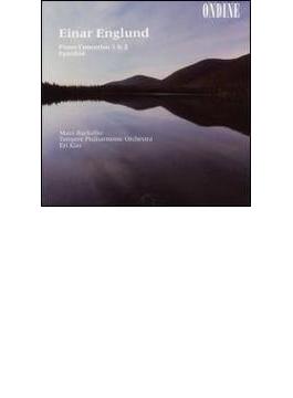 Piano Concerto.1, 2, Epinikia: Raekallio(P)klas / Tampere.po