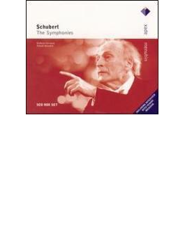 Comp.symphonies: Menuhin / Sinfonia Varsovia