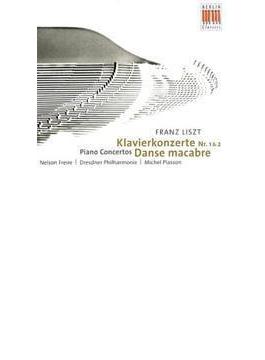 Piano Concerto.1, 2, Etc: Freire, Plasson / Dresden.po