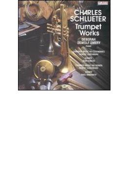 Charles Schlueter Suderburg Chamber Music.7、8 +hubeau、Hindemith