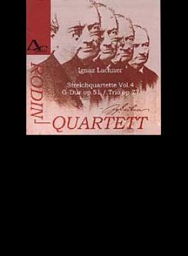 String Quartet Op.51, Trio For2 Violins & Cello: Rodin.q