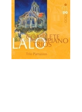ピアノ三重奏曲第1-3番 Trio Parnassus