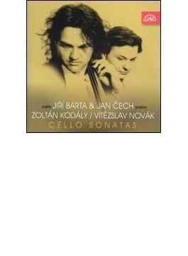 Sonata For Cello Solo, Cello Sonata, Sonatine: Barta(Vc) +novak: Sonata