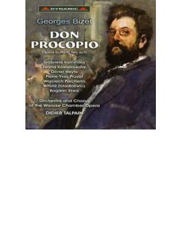 Don Procopio: Talpain / Warsaw Chamber Opera, Zoladkiewicz, Kaminska, Etc