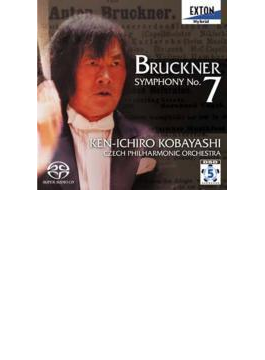 ブルックナー:交響曲第7番 小林研一郎&チェコ・フィル