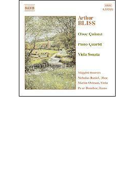 <室内楽曲2>ピアノ四重奏曲/オーボエ五重奏曲/ソナタ マッジーニ四重奏団