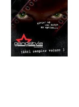 Gangstyle Label Sampler Vol.1