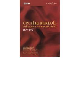 交響曲第92番「オクスフォード」/ナクソスのアリアンナーわたいとしのテセウス/他 バルトリ/アーノンクール/ウィーン・コンツェントス・ムジクス/他