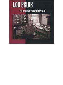 Memphis / El Paso Sessions 1970-73