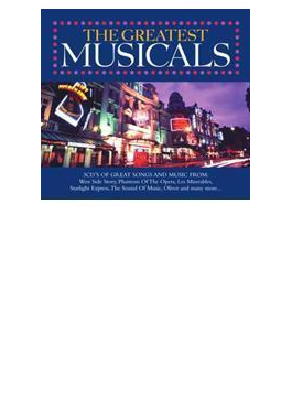 Greatest Musicals (Copy Control Cd)