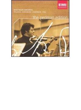 Violin Concertos: Perlman Zukerman(Vn) Barenboim / Eco