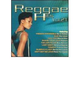 Reggae Hits: Vol.21