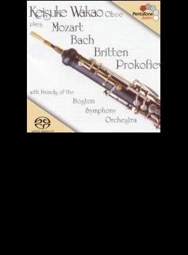 Oboe Quartet: 若尾圭介(Ob)members Of Bso +j.c.bach, Prokofiev (Hyb)