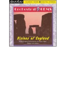 Orchestral Gems-visions Of England